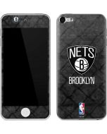 Brooklyn Nets Dark Rust Apple iPod Skin