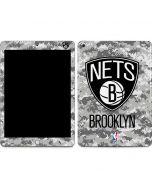 Brooklyn Nets Digi Camo Apple iPad Skin