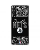 Brooklyn Nets Elephant Print LG Velvet Clear Case
