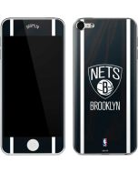 Brooklyn Nets Jersey Apple iPod Skin