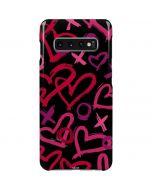 Brush Love Galaxy S10 Plus Lite Case