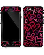 Brush Love LifeProof Nuud iPhone Skin