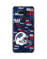 Buffalo Bills - Blast Alternate LG K51/Q51 Clear Case