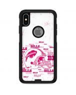 Buffalo Bills - Blast Pink Otterbox Commuter iPhone Skin