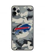 Buffalo Bills Camo iPhone 11 Pro Max Skin