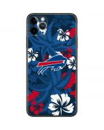 Buffalo Bills Tropical Print iPhone 11 Pro Max Skin