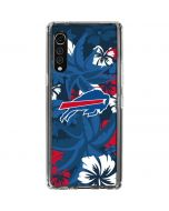 Buffalo Bills Tropical Print LG Velvet Clear Case