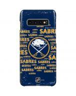 Buffalo Sabres Blast Galaxy S10 Plus Lite Case