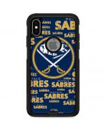 Buffalo Sabres Blast Otterbox Commuter iPhone Skin
