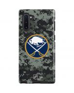Buffalo Sabres Camo Galaxy Note 10 Pro Case