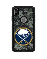 Buffalo Sabres Camo Otterbox Commuter iPhone Skin