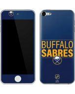 Buffalo Sabres Lineup Apple iPod Skin
