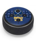 Buffalo Sabres Vintage Amazon Echo Dot Skin