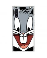 Bugs Bunny Galaxy Note 10 Clear Case