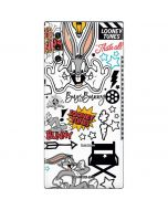 Bugs Bunny Patches Galaxy Note 10 Skin