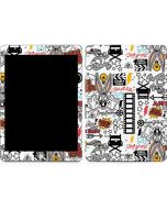 Bugs Bunny Patches Apple iPad Skin