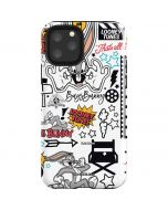 Bugs Bunny Patches iPhone 11 Pro Impact Case