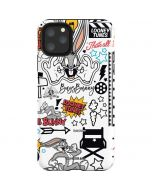 Bugs Bunny Patches iPhone 11 Pro Max Impact Case
