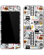Bugs Bunny Patches Apple iPod Skin