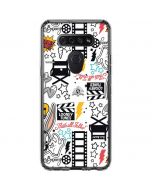 Bugs Bunny Patches LG K51/Q51 Clear Case