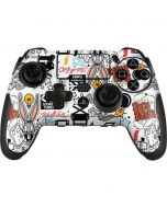 Bugs Bunny Patches PlayStation Scuf Vantage 2 Controller Skin