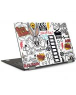 Bugs Bunny Patches Dell XPS Skin