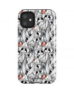 Bugs Bunny Super Sized iPhone 11 Impact Case