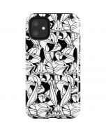 Bugs Bunny Super Sized Pattern iPhone 11 Impact Case