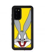 Bugs Bunny Zoomed In Galaxy S20 Waterproof Case