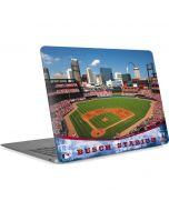 Busch Stadium - St. Louis Cardinals Apple MacBook Air Skin