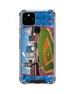 Busch Stadium - St. Louis Cardinals Google Pixel 5 Clear Case