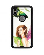 Butterfly Fairy Otterbox Commuter iPhone Skin