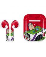 Buzz Lightyear Apple AirPods 2 Skin