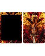 Fire Dragon Apple iPad Air Skin