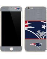 New England Patriots Zone Block iPhone 6/6s Plus Skin