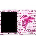 Atlanta Falcons Pink Blast Apple iPad Air Skin