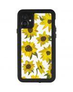 Sunflower Acrylic iPhone 11 Waterproof Case