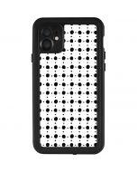 Grid Dot iPhone 11 Waterproof Case