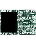 New York Jets Green Blast Apple iPad Air Skin