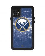 Buffalo Sabres Frozen iPhone 11 Waterproof Case