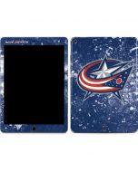 Columbus Blue Jackets Frozen Apple iPad Air Skin