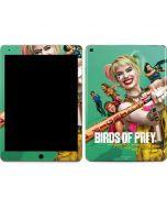 Harley Quinn Birds of Prey Apple iPad Air Skin