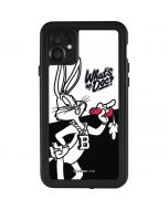 Retro Bugs Bunny iPhone 11 Waterproof Case