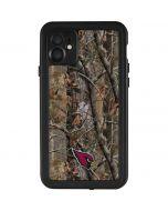 Arizona Cardinals Realtree AP Camo iPhone 11 Waterproof Case