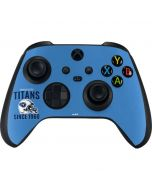 Tennessee Titans Helmet Xbox Series X Controller Skin