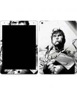 Superman Sketch Apple iPad Air Skin