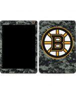 Boston Bruins Camo Apple iPad Air Skin