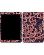Dark Tapestry Floral Apple iPad Air Skin