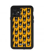 Boston Terrier iPhone 11 Waterproof Case