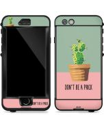 Cactus Prick LifeProof Nuud iPhone Skin